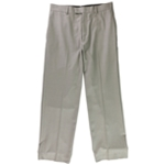 Perry Ellis Mens Pinstripe Casual Trousers