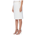 Tahari Womens Basic Pencil Skirt
