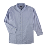 Club Room Mens Regular-Fit Button Up Dress Shirt