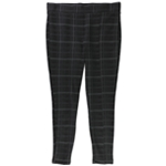 Style & Co. Womens Plaid Casual Leggings