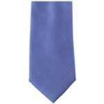 Michael Kors Mens Solid Silk Self-tied Necktie