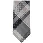 Ryan Seacrest Distinction Mens Plaid Silk Self-tied Necktie