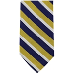 Brooks Brothers Mens Striped Self-tied Necktie