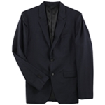 Theory Mens Solid Two Button Blazer Jacket