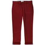 Penguin Mens Solid Casual Chino Pants