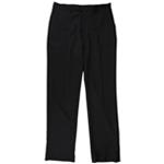 Michael Kors Mens Flat Front Dress Pants Slacks