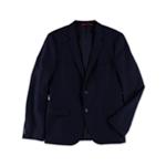 Hugo Boss Mens Solid Textured Two Button Blazer Jacket