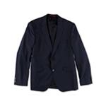Hugo Boss Mens Plaid Two Button Blazer Jacket