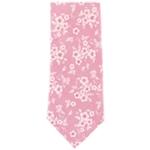 Tallia Mens Brynt Floral Necktie