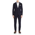 Eleventy Mens Knit Two Button Blazer Jacket