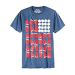 Univibe Mens Beer Pong Graphic T-Shirt