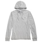 Univibe Mens Textured Hooded Hoodie Sweatshirt