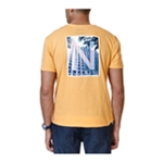 Nautica Mens Sublimated Back Graphic T-Shirt