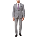 Tallia Mens Pinstripe Dress Slacks