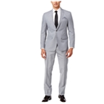 Tallia Mens Peak Two Button Formal Suit