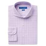 Vince Camuto Mens Professional Button Up Dress Shirt