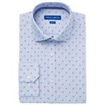 Vince Camuto Mens Comfort Stretch Button Up Dress Shirt