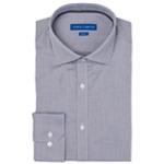 Vince Camuto Mens Mini Diamond Button Up Dress Shirt
