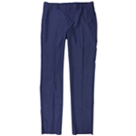 Tallia Mens Solid Dress Pants Slacks