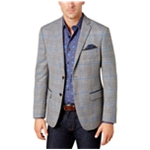 Tallia Mens Houndstooth Sport Coat