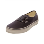 Vans Unisex Authentic Solid Canvas Skate Sneakers