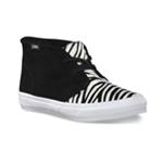 Vans Unisex Chukka Slim Zebra Sneakers