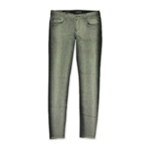 Vans Womens Dizzy Front Faded Skinny Fit Jeans