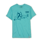 Vans Mens Otw Gallery Blen Graphic T-Shirt