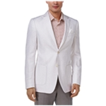 Tallia Mens Tonal Two Button Blazer Jacket