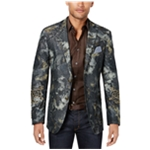 Tallia Mens Watercolor Sport Coat