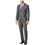 Vince Camuto Mens Slim Fit Wool Two Button Formal Suit