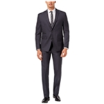 Vince Camuto Mens Solid Two Button Formal Suit