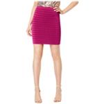 GUESS Womens Textured Pencil Skirt