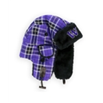 Top of the World Unisex UW Plaid Trapper Hat