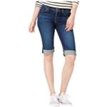 Hudson Womens Amelia Casual Bermuda Shorts