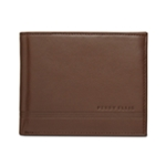 Perry Ellis Mens Keychain Set Bifold Wallet