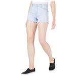 Hudson Womens Sade Cut Off Casual Denim Shorts
