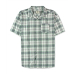 Ecko Unltd. Mens Plaid CVC Injection Button Up Shirt