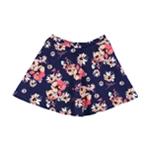 B. Darlin Womens Printed Flared Skirt