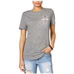 Carbon Copy Womens Flamingos Embellished T-Shirt