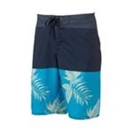 Hang Ten Mens Camo Stretch Swim Bottom Board Shorts