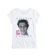 Justice Girls Cameron Dallas Graphic T-Shirt