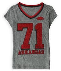 Justice Girls Arkansas Razorbacks Graphic T-Shirt