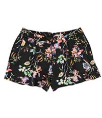Bar Iii Womens Pleated Casual Walking Shorts