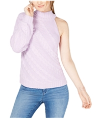 I-N-C Womens One Sleeve Pullover Sweater