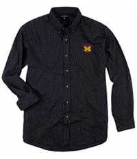Antigua Mens Esteem Button Up Shirt