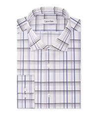 Calvin Klein Mens Infinite Stretch Button Up Dress Shirt