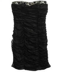 Bcx Womens Lined Strapless Sundress