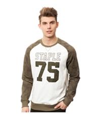 Staple Mens The Brooks Raglan Sweatshirt