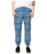 Staple Mens The Kalahari Cuff Casual Trouser Pants